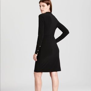 Calvin Klein Dresses - Calvin Klein long sleeve black button shirt dress